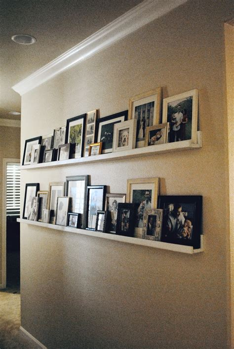 Wall Shelves And Ledges by Notes From Diy Picture Ledges