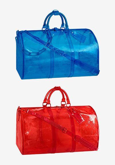 virgil abloh      accessories   debut lv collection