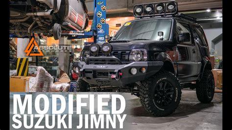 Suzuki Jimny Modification by Modified Suzuki Jimny 2017