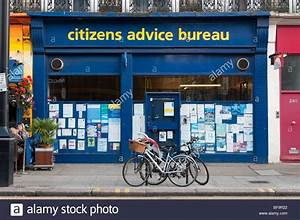 Citizens Advice Bureau In London England UK Stock Photo
