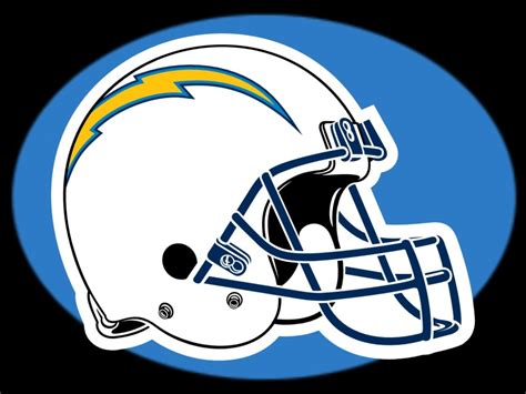 San Diego Chargers Helmet 2 Logo Decals 2 Corn Hole