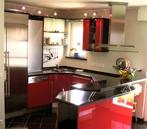 ideas  cocinas pequenas colores en casa