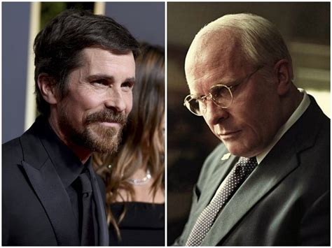 Golden Globes Christian Bale Thanks Satan For