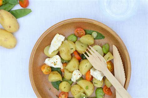 Sauce Pour Pomme De Terre à L Eau by Salade D 233 T 233 Pomme De Terre D 233 Licatesse Tomates Cerise
