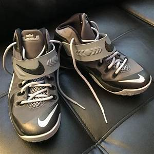 74% off Nike Shoes - NEW LEBRON JAMES Nikes size 6 1/2 FOR ...