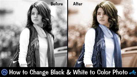 black and white make what color how to make black and white photo color in photoshop 2017