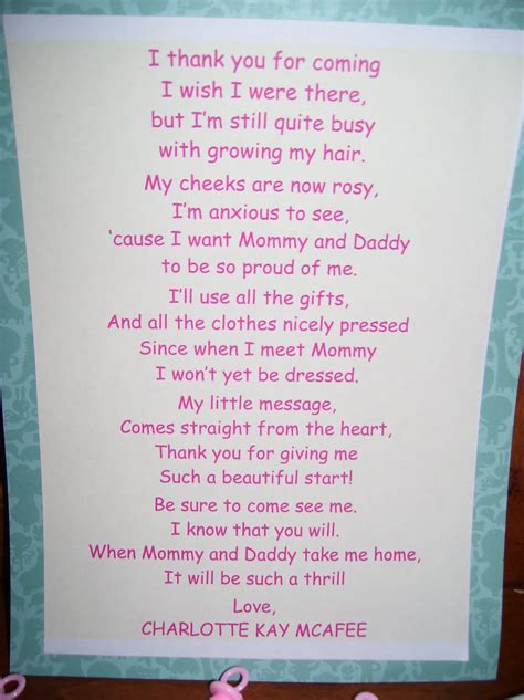 cute baby quotes  poems quotesgram