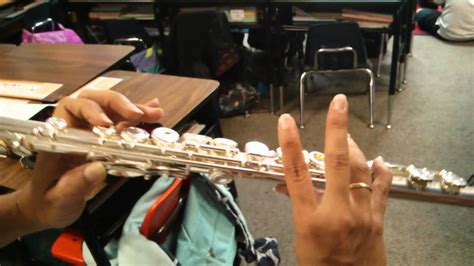 play   flat scale   flute youtube