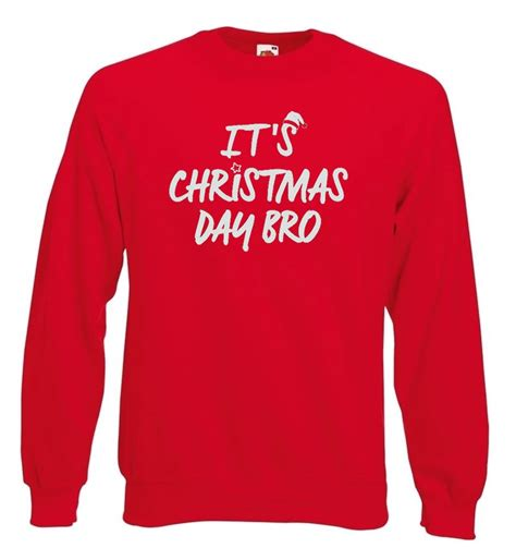 jumper unisex jake bro xmas sweatshirt paul christmas