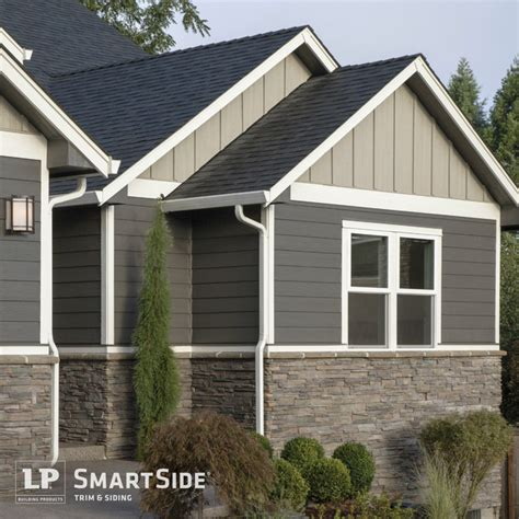 Menards Living Room Chairs by Lp Smartside Panel Siding 10 Modern Exterior
