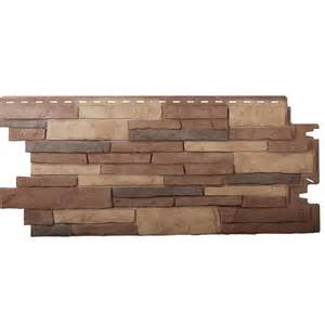 shop exteria building products stacked stone premium santa