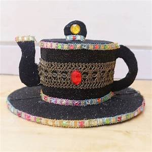 Teapot Top Hat · How To Make A Top Hat · Decorating on Cut ...