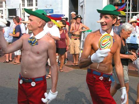 festive ptown provincetown carnival misterbb