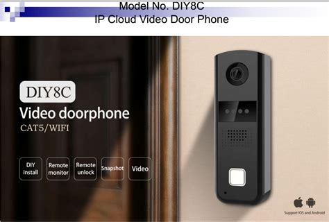 Smart Wifi Diy Video Doorbell Competition Electronic