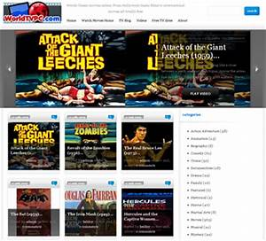 Watch Classic Movies Online With Worldtvpc Movies Section ...