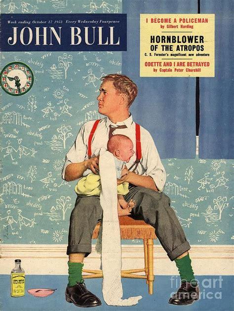 john bull  uk babies fathers   advertising
