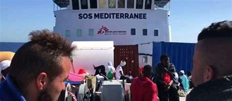Aquarius Bateau Actualite by Migrants Sur L Aquarius Malte Va Envoyer Des