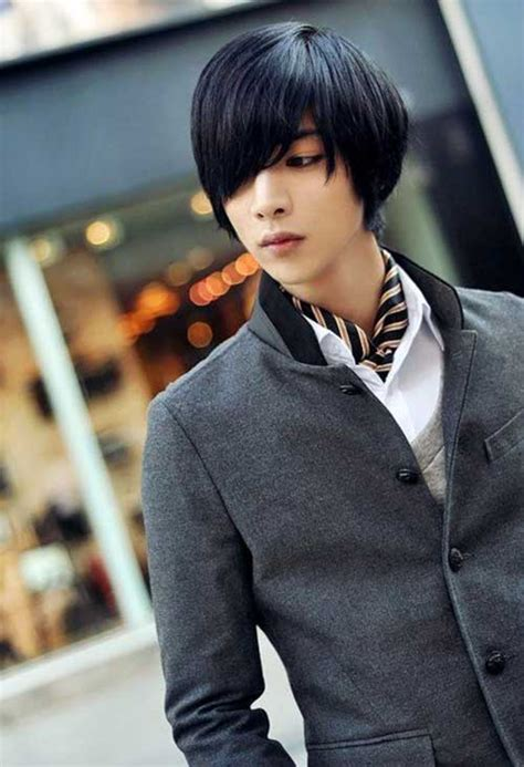 classical japanese men hairstyles   mens hairstyles haircuts