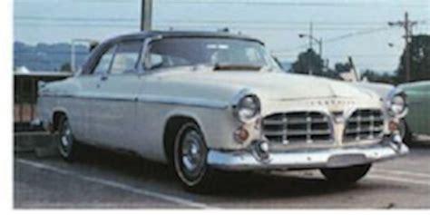 Where Is The Chrysler 300 Built by Find Used 1955 Chrysler 300 Series 1955 3n551001 Hemi