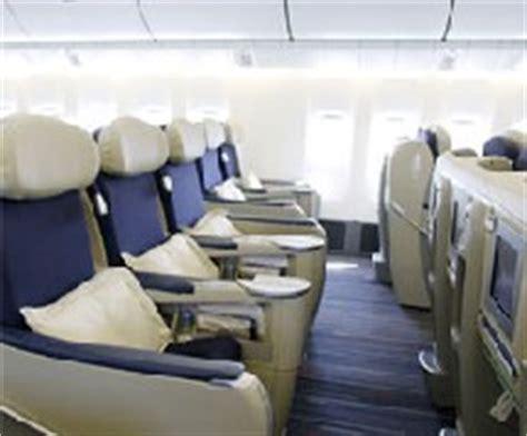 interieur d un boeing 777 air nouveau b777 300er sur les antilles