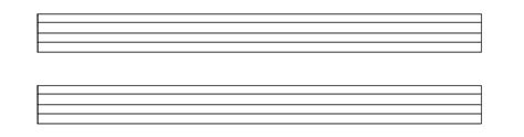 Time values) and organize them into bars according to the given time signature. Music Theory Worksheet | Two