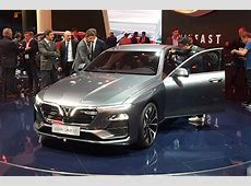 Vinfast launches Lux A20 and Lux AS20 saloon and SUV