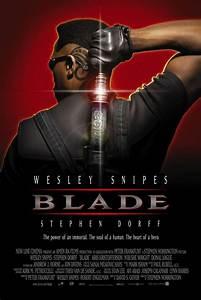 Nipissing University Film Collection: Vampires Week: Blade ...