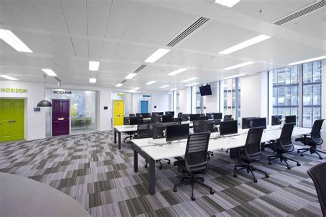 Flooring Materials For Office by Choosing The Best Office Flooring Hudson Flooring