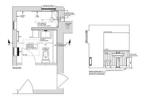 Bathroom Designer Free by Bathroom Design Cad Blocks Free