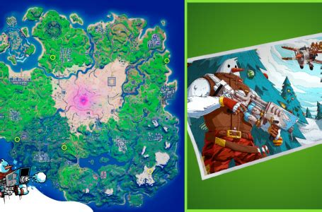 Fortnite Predator Location: Where to find and defeat the ...