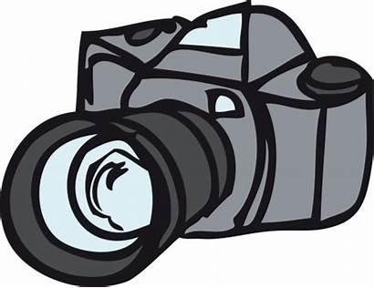 Fotoapparat Kamera Clipart Vektor Bild Clip Kartun