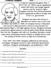 free black history worksheets for 3rd grade printable worksheets on americans in history