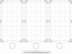 10 best images about printable pool table pdfs on With copc table f template