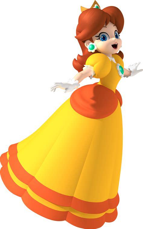 Princess Daisy Mariowiki The Encyclopedia Of Everything