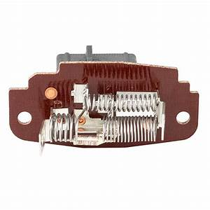 Blower Motor Regulator Resistor For Ford Explorer Sport