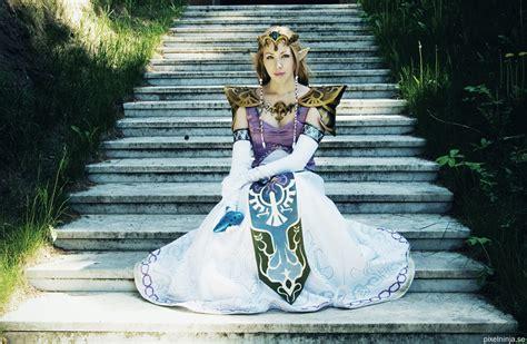 Triforce L Diy by Un Magnifique Costume De La Princesse