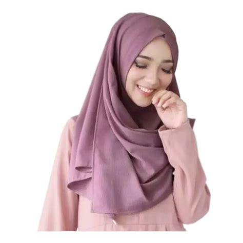 jilbab hijab pashmina instan zafina kerudung pasmina medium grosir pastan terbaru murah