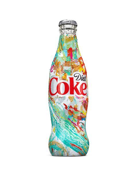 diet coke prints literally millions  unique labels