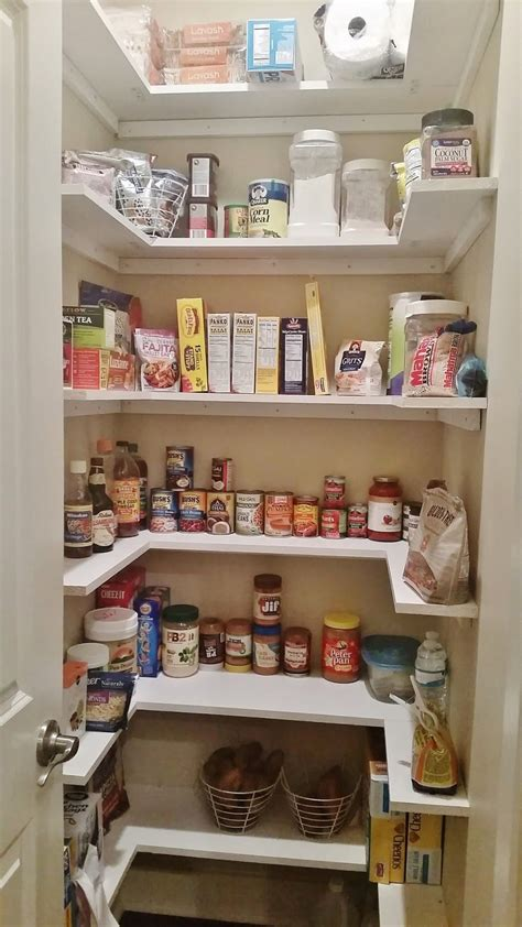 Pantry Storage by Kitchen Pantry Makeover Replace Wire Shelves With Wrap