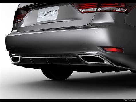 2013 Lexus Ls 460 F Sport Exhaust