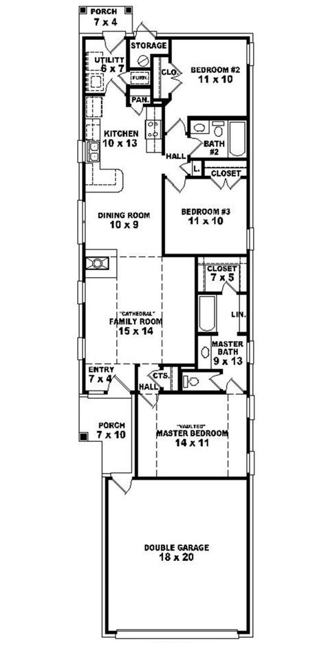 narrow lot house plans narrow lot house plans narrow