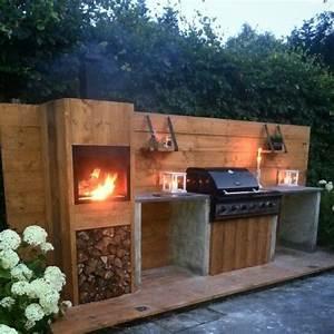Abri Pour Barbecue Exterieur : optez pour un barbecue de comp tition pour votre cuisine d ~ Premium-room.com Idées de Décoration