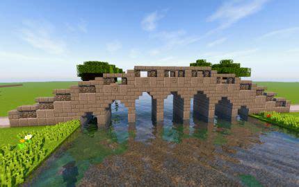 stone bridge creation    minecraft construction minecraft plans minecraft