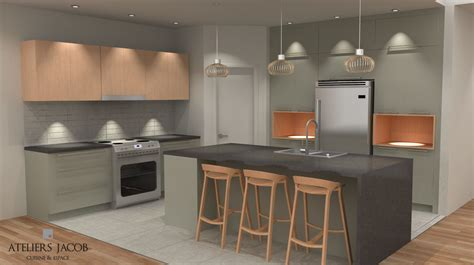 plan cuisine kitchen 3d renders exles ateliers jacob