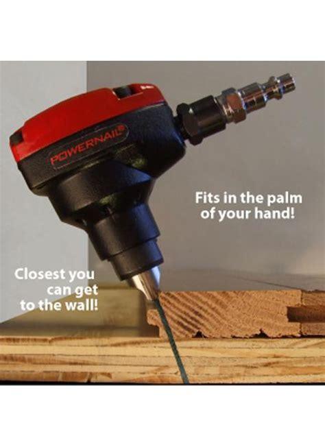 Powernail Power Palm Pneumatic Flooring Cleat Nailer Each