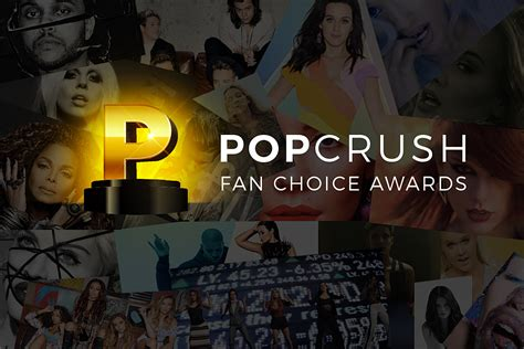 The PopCrush Fan Choice Awards: The Polls Are Now Open