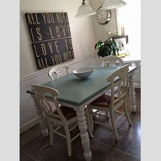 Best 25+ Chalk Paint Table Ideas On Pinterest  Chalk