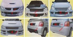 Perodua Kembara Front Bumper
