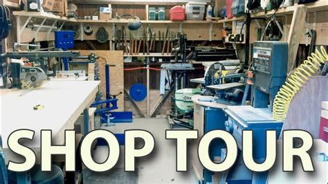 workshop   home woodshop shop organizing ideas