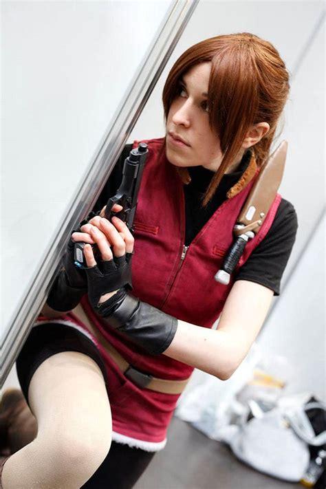 Resident Evil 2  Claire Redfield By Hellchen317 On Deviantart